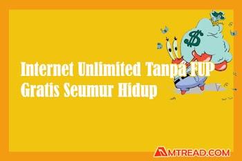 Freenternet   Internet Unlimited Tanpa FUP GRATIS Selamanya!