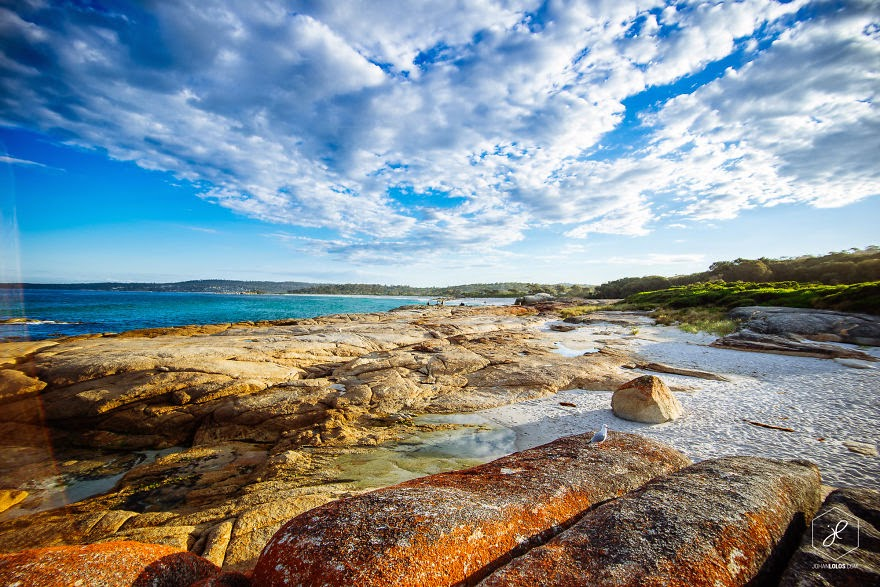 Bay of Fires, TAS - Man Travels 40,000km Around Australia and Brings Back These Stunning Photos