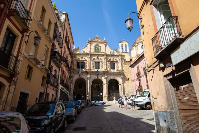 Chiesa di San Michele-Cagliari