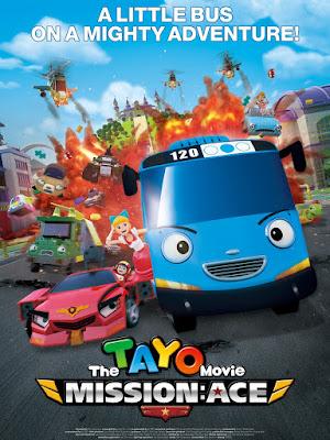 The Tayo Movie Mission Ace 2016 Custom HD Dual Latino 5.1