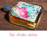 elixir huile sèche Institut Arnaud