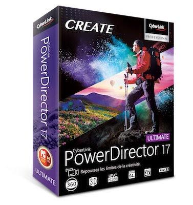 PowerDirector17