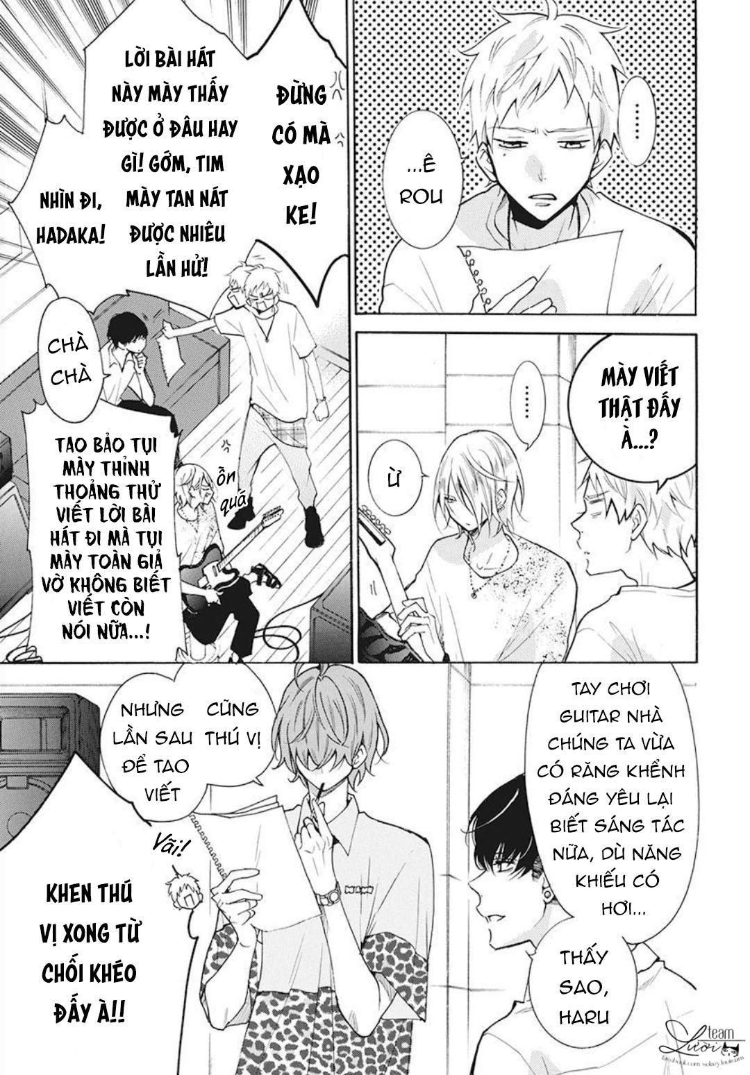 Noraneko to Ookami chap 3 - Trang 9