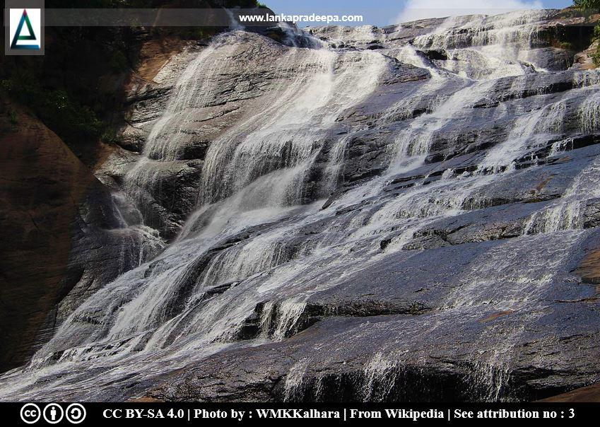 Kirindi Ella Falls
