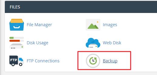 open hosting backup
