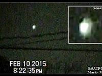 UFO Terbang Rendah Di Atas San Antonio