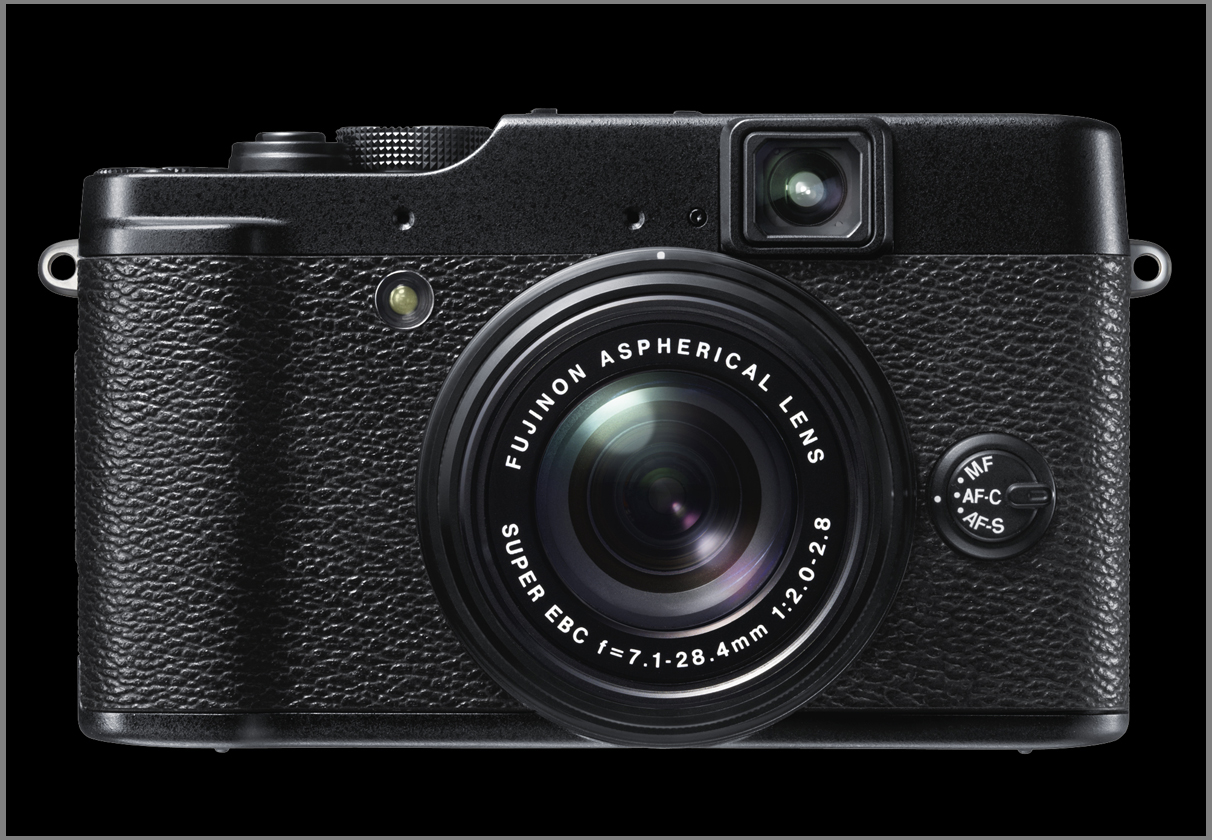 Photographic Central Fujifilm X10 Review
