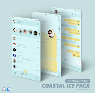 Coastal Ice Pack
