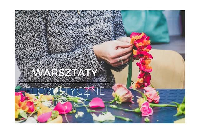 Wianki...warsztaty florystyczne w Jaworze
