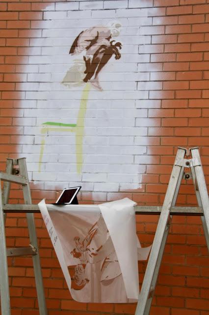 Wall to Wall StreetArt Festival, Benalla