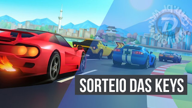 Sorteio Horizon Chase Turbo