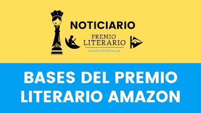 Bases del Premio literario Amazon Storyteller 2021