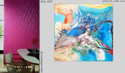 Bei der Galerie art4berlin gilt das Credo: Kunst muss nicht teuer sein.