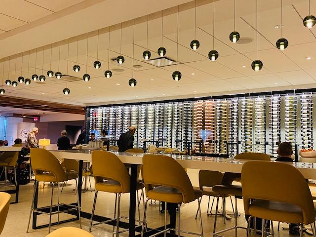 LAX Star Alliance Business Class Lounge Review For Swiss Business Class LAX - Zurich (ZRH)