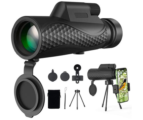 Benewell Day and Low Night Vision Waterproof Monocular