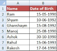 How to Count Dates in a Specific Year in Excel in Hindi