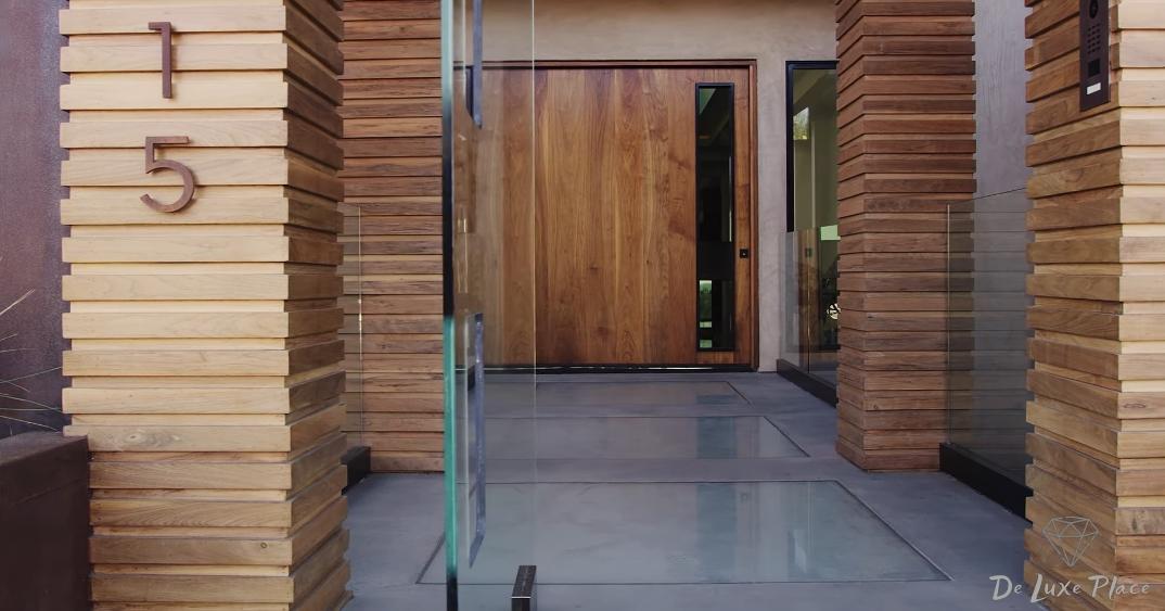33 Interior Photos vs. 1215 Dolphin Ter, Corona Del Mar, CA Ultra Luxury Contemporary House Tour