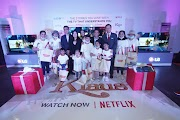 A Bigger & Better Christmas with LG & Netflix