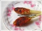 Kebab Sugarcane