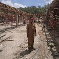 Progres Pembangunan Pasar Seketeng Capai 70 Persen