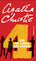 Os Quatro Grandes epub - Agatha Christie