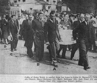 Helen Walsh Funeral
