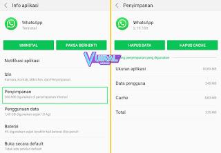 Cara Mengembalikan Kontak Whatsapp Yang Hilang Atau Tidak Terbaca 3