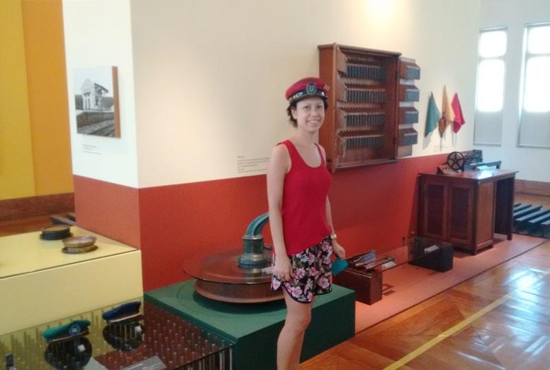 Museu Estrada de Ferro Vitória Minas