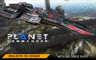 Planet Commander MOD APK terbaru