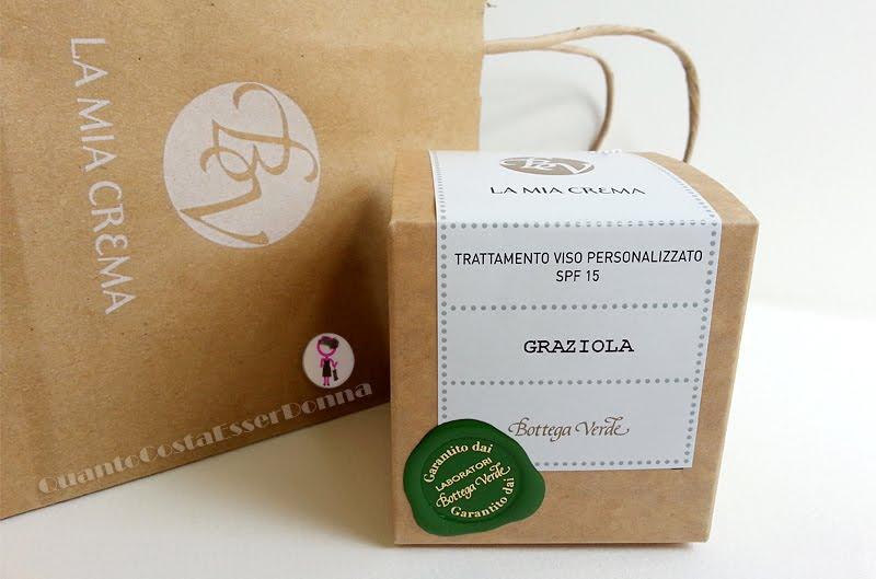 Quantocostaesserdonna la mia crema personalizzata by for La mia casa personalizzata