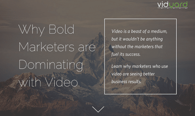 Why Bold Marketers Are Dominating With Video