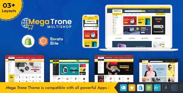 Best Shopify Multipurpose Responsive Theme