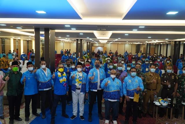 KNPI Papua Gelar Rapat Pimpinan Paripurna Daerah (Rapimpurda) ke XV di Timika
