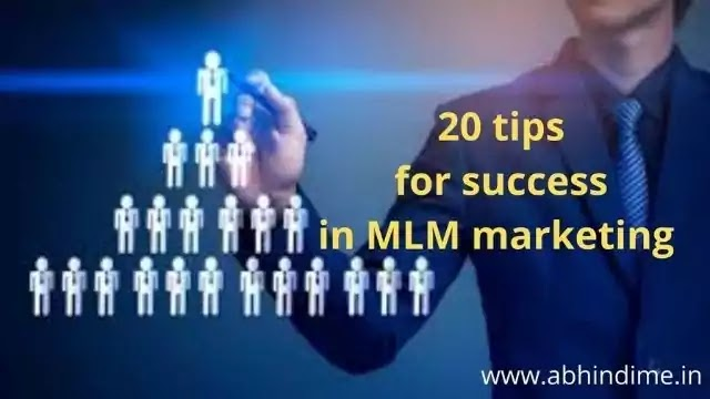 How to become successful in MLM marketing