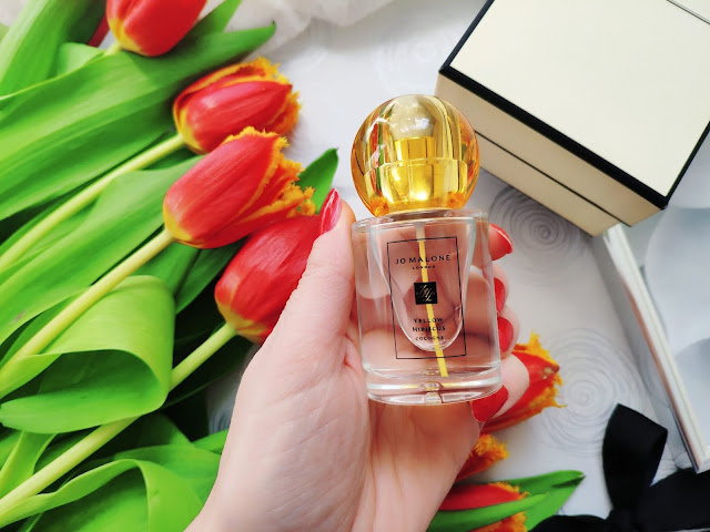 JO MALONE YELLOW HIBISCUS COLOGNE - opinia