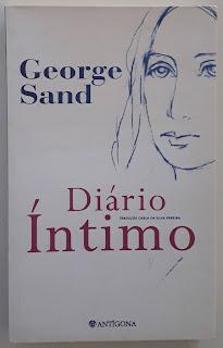 Diário Íntimo, de George Sand