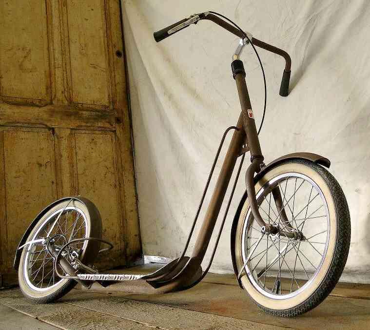 T-cycles, superbes vélos inspirées de la belles époque