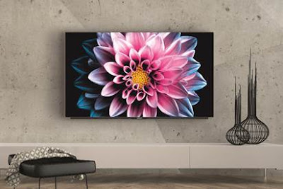Grundig TV Smart Oled con Alexa