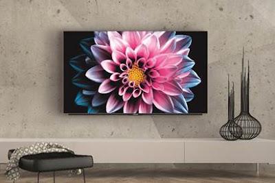 Grundig TV Smart Oled con Alexa
