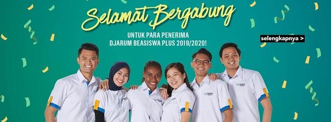 Pembukaan Program Djarum Beasiswa Plus TA 2020/2021
