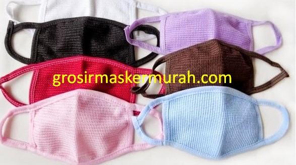 Pabrik masker kain Jakarta