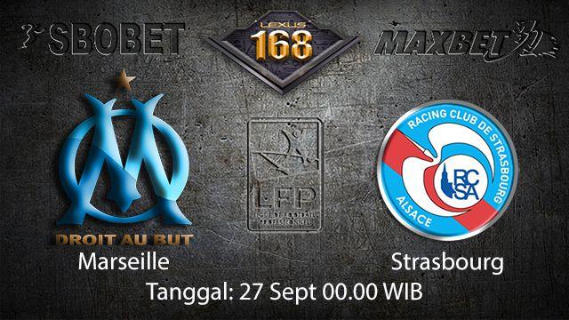 Prediksi Bola Jitu Marseille vs Strasbourg 27 September 2018 ( French Ligue 1 )