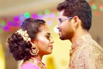 Aswin & Monisha | Beautiful Hindu Wedding Highlights