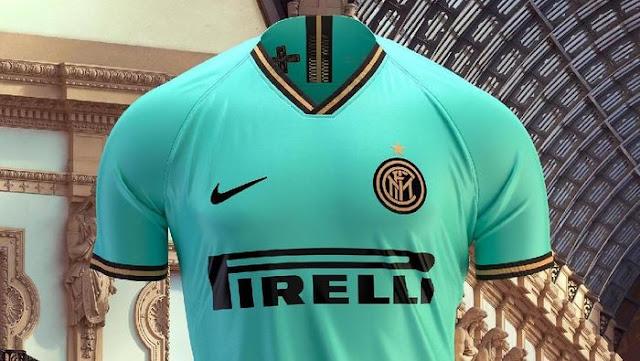 Jersey Tandang Baru Inter Milan yang Segar di Mata