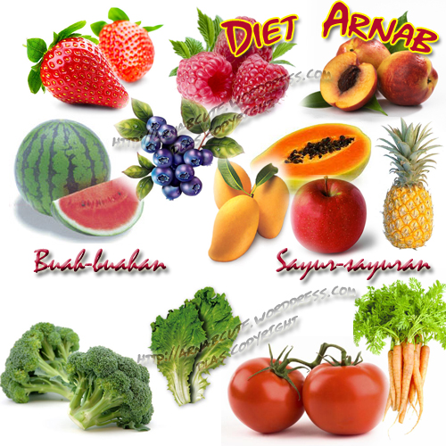 Diet Seimbang dan Diet Kalori Itu Macam Mana?