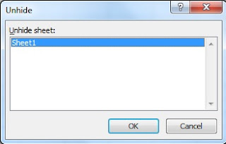 Sheet Excel adalah lembar kerja tunggal yang berisi cells Cara Sembunyikan dan Menampilkan Sheet Pada Excel