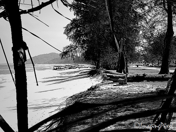 Digital Moments: Quiet On The Beach 03