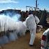 Fumigados 19 barrios en Uribia