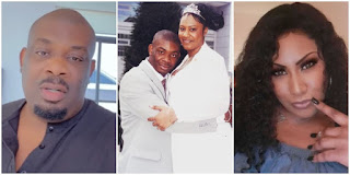 GX GOSSIP: Everyone I dated in the past knew about my marriage. My former wife has remarried and now has one child - Don Jazzy (video)