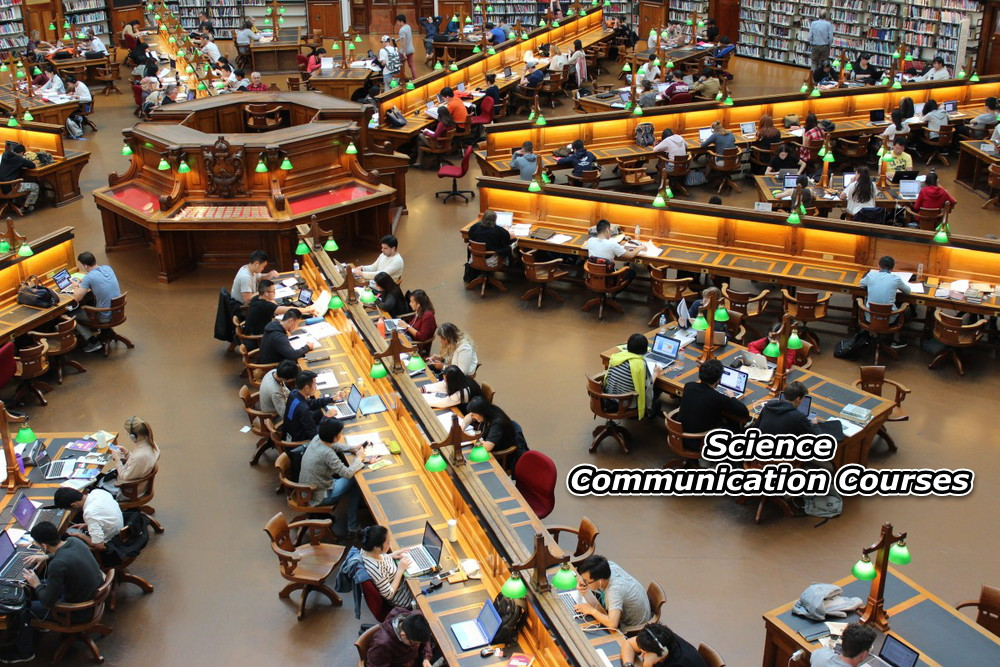 science communication courses